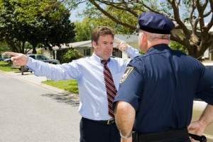 Failing an Alabama Field Sobriety Test