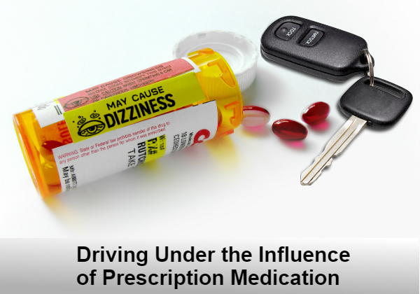 Driving under the influence of prescription drugs