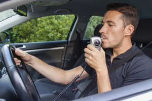 Ignition Interlock Installed for a DUI in Utah