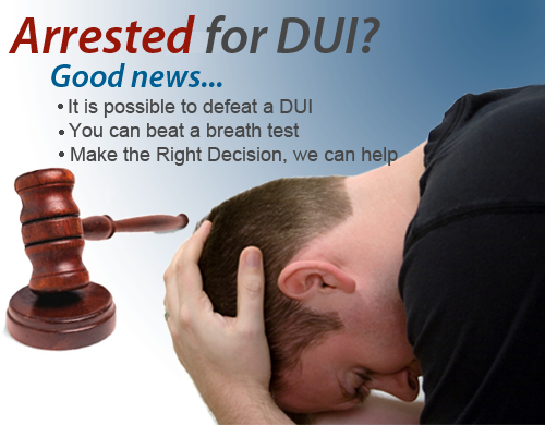 DUI Lawyer Near Me Phone Number