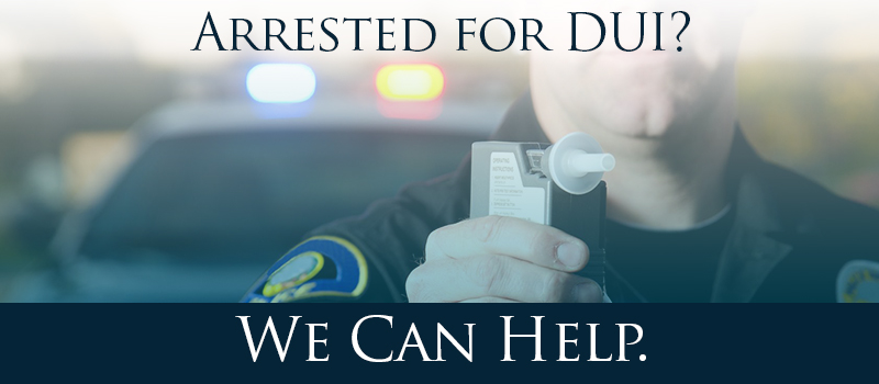 DUI Washington State September 2019 - How to Beat a DUI of
