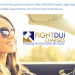 How do I avoid an ignition interlock device April 2021? Best legal alternatives and exemption options to get out of ignition interlock device installation requirement.